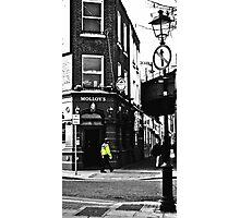 Beat on the Street Photographic Print