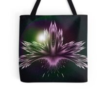 Lydia Purple Tote Bag