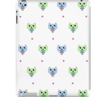 Pixel Kitties iPad Case/Skin
