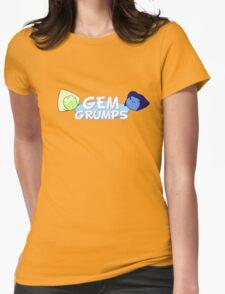 GEM GRUMPS Womens Fitted T-Shirt