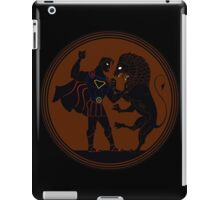 The Last Son of Olympus iPad Case/Skin