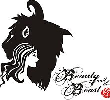 Beauty and the Beast by momothistle