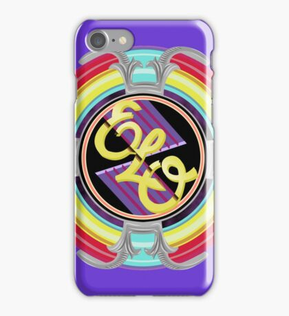 E.L.O. SPACESHIP iPhone Case/Skin