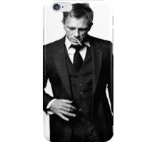 Daniel Graig Suit iPhone Case/Skin