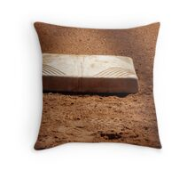 3rd Base Throw Pillow