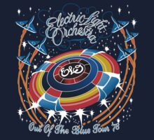 E.L.O. Out of The BLUE TOUR by mightylesbinaut
