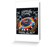 E.L.O. Out of The BLUE TOUR Greeting Card