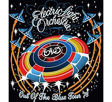 E.L.O. Out of The BLUE TOUR Photographic Print