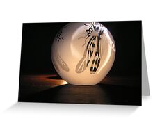Twinkling Dragonfly Greeting Card