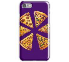 PIZZA 2 iPhone Case/Skin