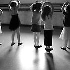 BALLET LESSON by Camerin