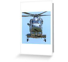 AgustaWestland Merlin HM.1 ZH850/80 Greeting Card
