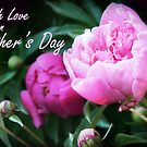Peonies for Mother's Day by Nadya Johnson