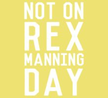 Rex Manning Day_White Kids Clothes