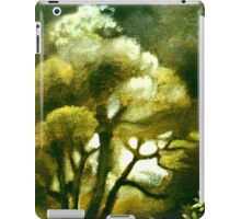 Spirit of the Tarairi Tree iPad Case/Skin
