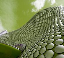 Green Selfridges  by Rob Hawkins