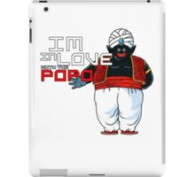 I'm in love with the Popo iPad Case/Skin