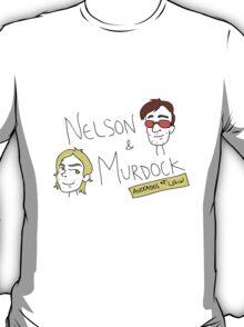 cartoons at law T-Shirt