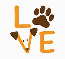 Love Dog Unisex T-Shirt