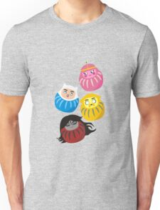 Adventure Daruma Unisex T-Shirt