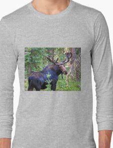 Bullwinkle Long Sleeve T-Shirt