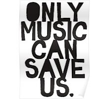 Only Music Poster