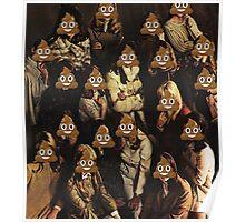 Emoji Crowd Poster
