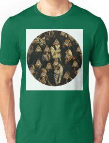 Emoji Crowd Unisex T-Shirt