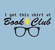 I got this shirt at book club by poopsiebear