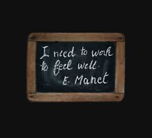Manet's Quote T-Shirt