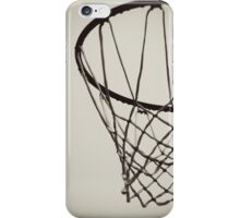 Nothing But Net iPhone Case/Skin