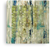 Fun With Texture And Patterns Canvas Print