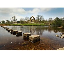 Bolton Abbey, Wharfedale Photographic Print