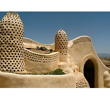 Earthship 3000 Photographic Print