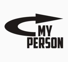 My person - Left T-Shirt