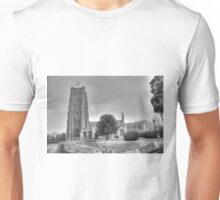 St Peter and St Paul's Church HDR Unisex T-Shirt