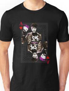 Ace of Hearts Gambit Unisex T-Shirt