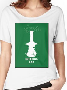Breaking Bad Beaker  Women's Relaxed Fit T-Shirt