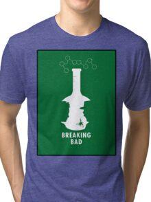 Breaking Bad Beaker  Tri-blend T-Shirt