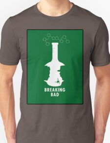 Breaking Bad Beaker  Unisex T-Shirt