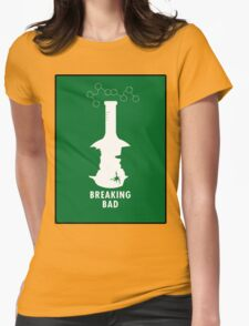 Breaking Bad Beaker  Womens T-Shirt