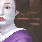 Geisha Girl by JimmyJack