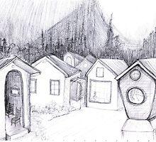 Village by Helena Haidner