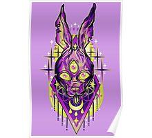 Demon Rabbit  Poster
