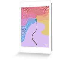 Signal Greeting Card