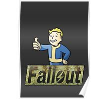 Fallout - Simple Poster
