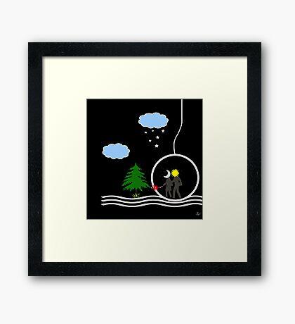 Natural Environment Framed Print