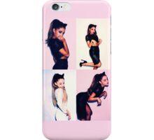 Ariana Grande Cat Ears Print Series iPhone Case/Skin