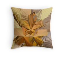 When stars are shining. Throw Pillow