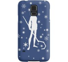 Rise of The Guardians - Jack's silhouette Samsung Galaxy Case/Skin